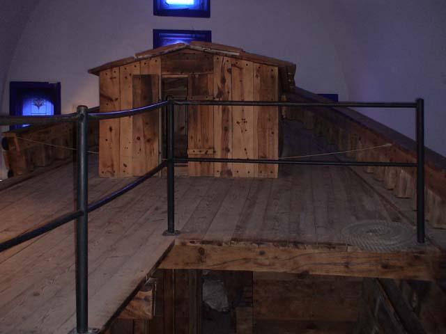 Schiffsdeck im Museum