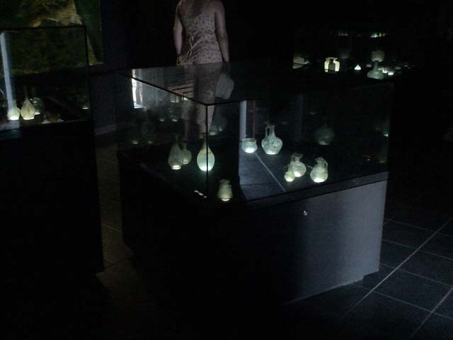 Glasausstellung