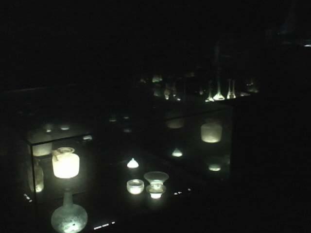 Bodrum Museum Glasausstellung