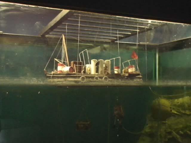Bodrum Museum Bergungsschiff