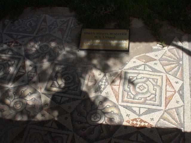 Bodrum Museum Mosaiken
