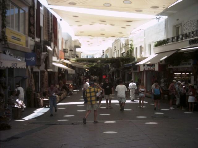 Bodrum Bazaareingang 1