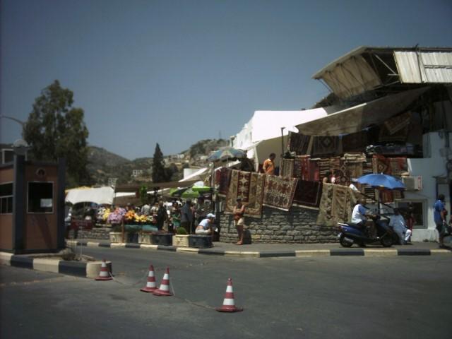Bodrum Markt 2