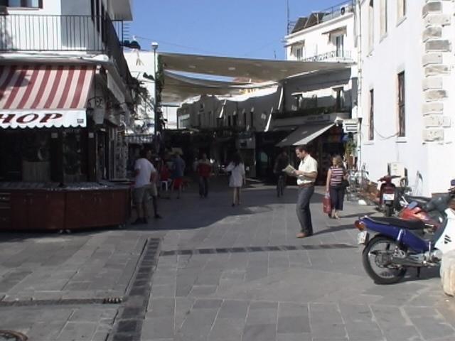 Bodrum vom Platz
