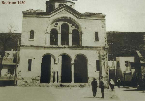 Bodrum St Nikolaus