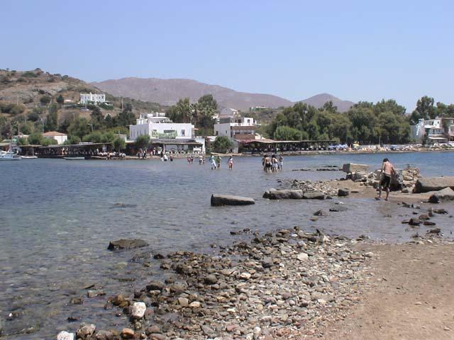 Gümüslük Dorf
