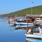 Guevercinlik Hafen