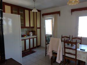 Küche 01 der Ferienwohnung in Bodrum Güvercinlik