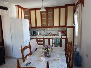 Küche 02 der Ferienwohnung in Bodrum Güvercinlik