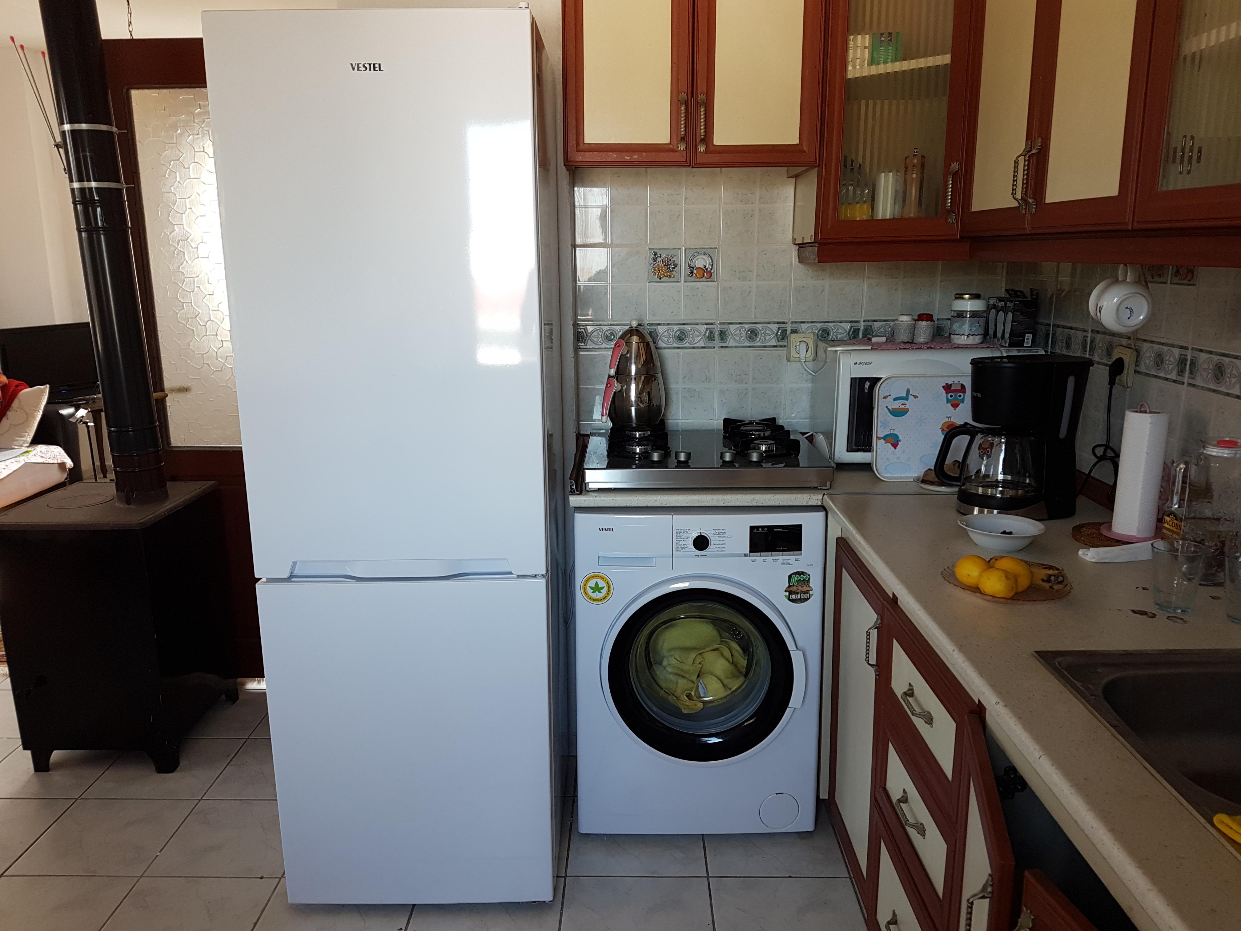 Küche 03 der Ferienwohnung in Bodrum Güvercinlik