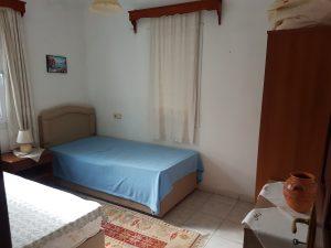 Kleines Schlafzimmer 01 der Ferienwohnung in Bodrum Güvercinlik