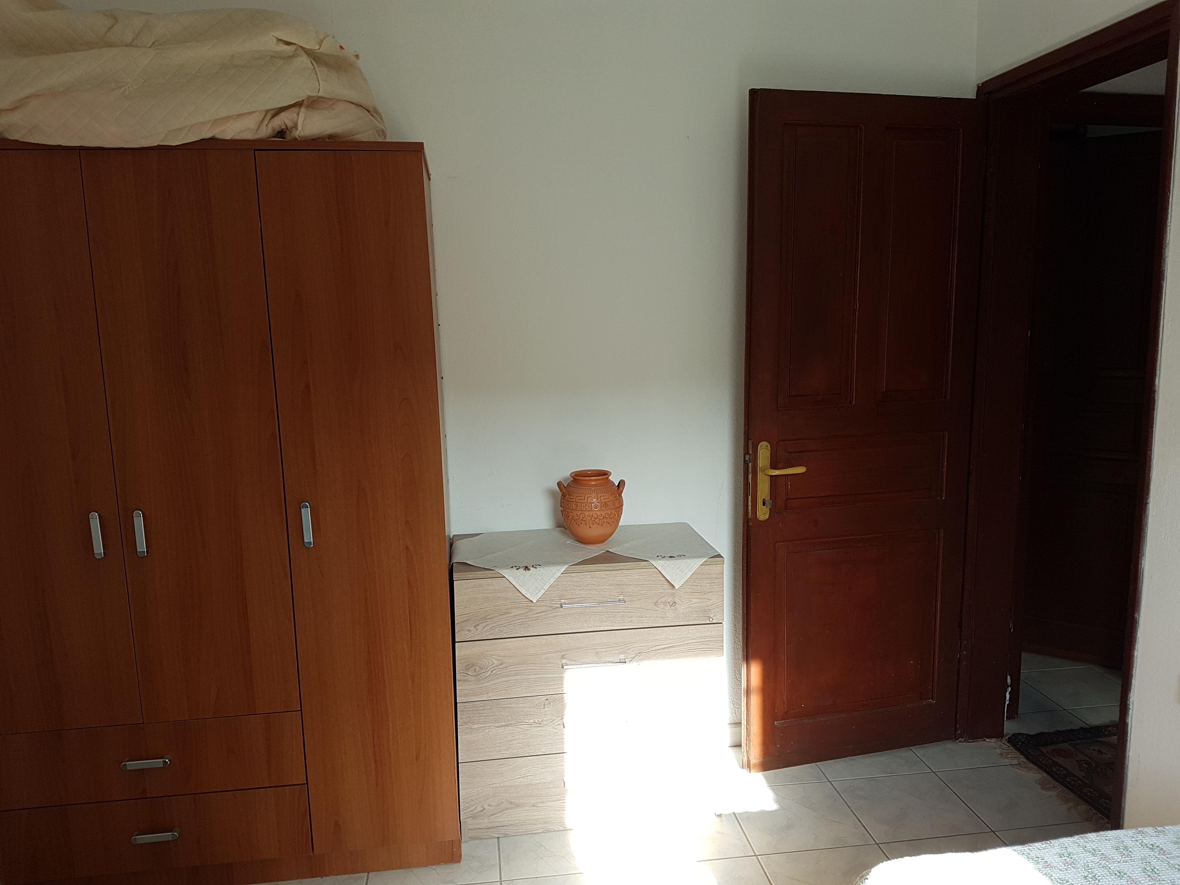 Kleines Schlafzimmer 02 der Ferienwohnung in Bodrum Güvercinlik