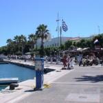 Hafenpromenade auf Kos