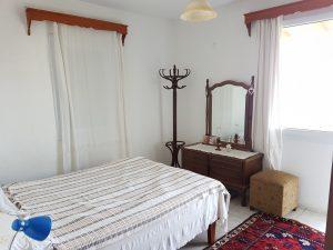 Großes Schlafzimmer 01 der Ferienwohnung in Bodrum Güvercinlik