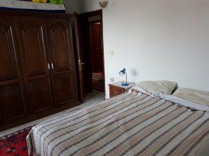 Großes Schlafzimmer 03 der Ferienwohnung in Bodrum Güvercinlik