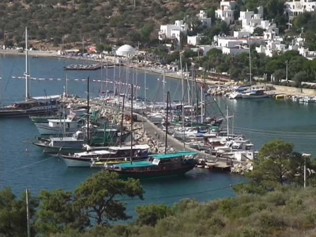 Torba Hafen