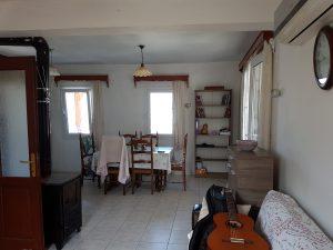 Wohnzimmer 02 der Ferienwohnung in Bodrum Güvercinlik