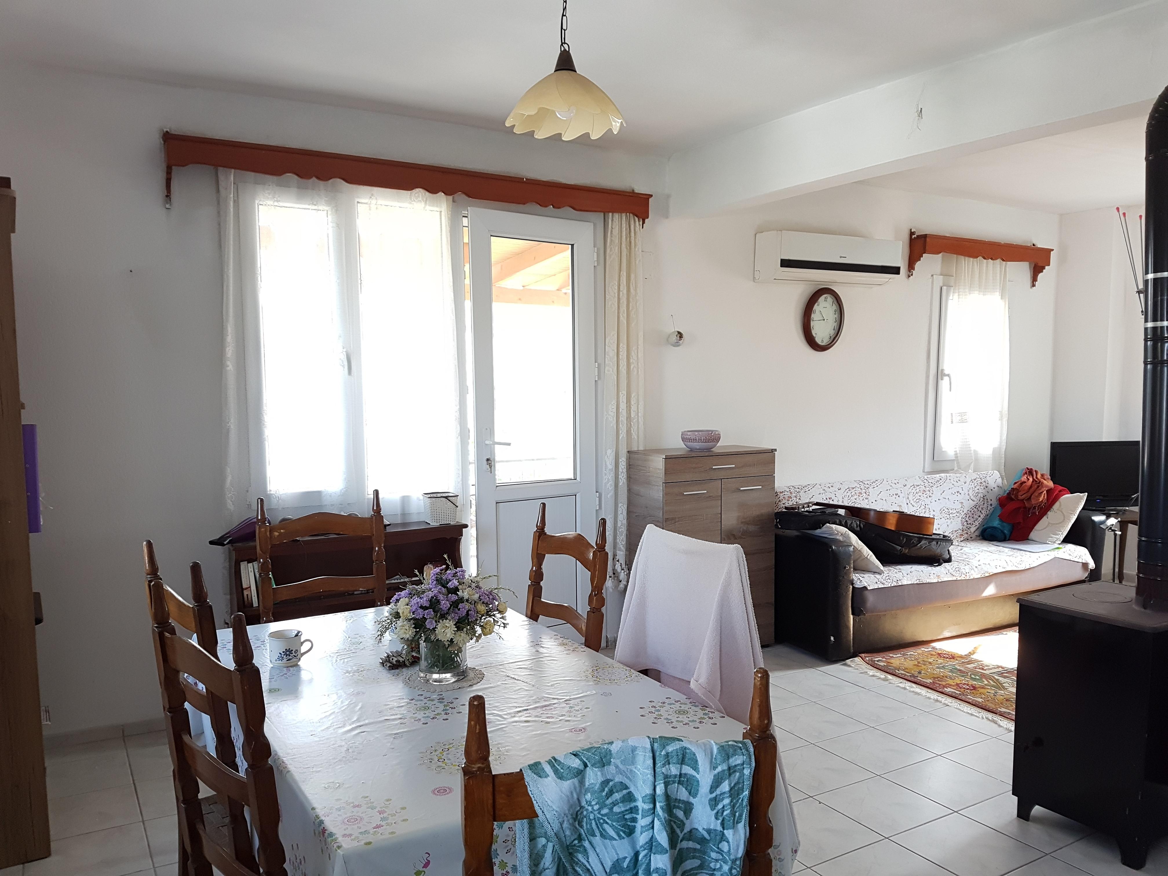 Wohnzimmer 03 der Ferienwohnung in Bodrum Güvercinlik