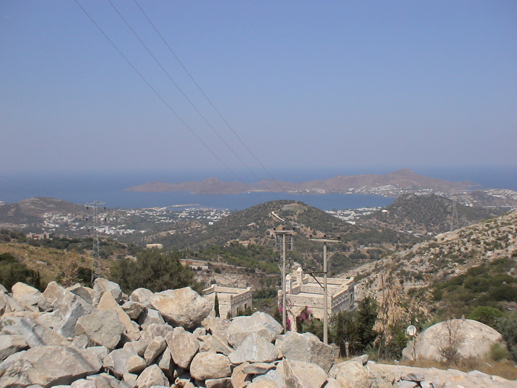 Blick nach Yalikavak